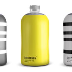 Dirty Lemon sælger vand til 145 kr. literen – via sms