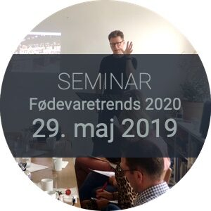 Seminar Fødevaretrends 2020 29. maj