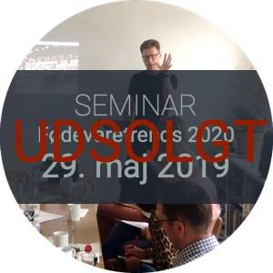 Fødevaretrends 2020 Seminar