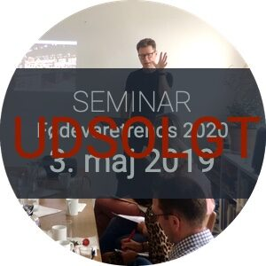 Seminar Fødevaretrends 2020 udsolgt