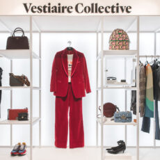 Vestiaire Collective hos Selfridges