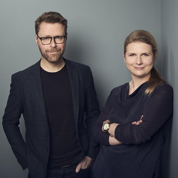 Camilla og Flemming Birch